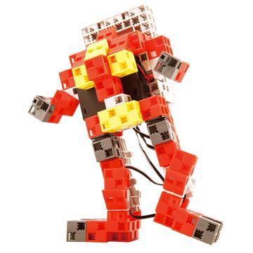 fabriquer un robot bipède