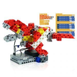 robot dinosaure à programmer